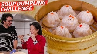 Can You Learn to Make Perfect Soup Dumplings in Just One Day?— Alex VS.