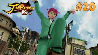 J-Stars Victory VS+ : Gameplay Walkthrough Part 20 - Hope Arc / Saiki Kusuo | ENGLISH