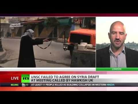 English News Today Chems in Syria: Cause for invasion or regimes crime?