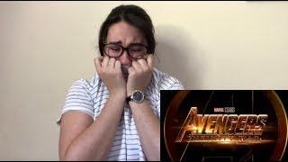Avengers: Infinity War Trailer 2 (REACTION)