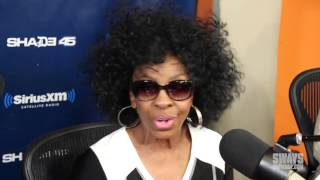 Gladys Knight on Diana Ross Kicking Her Off Tour, Making $10 at 1st Show + Sway Calls Mom Live onair
