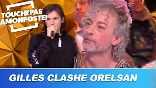 Gilles Verdez se paie le rappeur Orelsan !