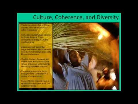 WorldGeo: The Caribbean: Caribbean Culture