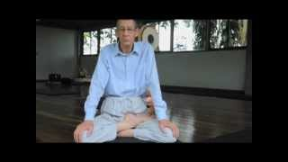 Posture de Zazen, methode et precautions