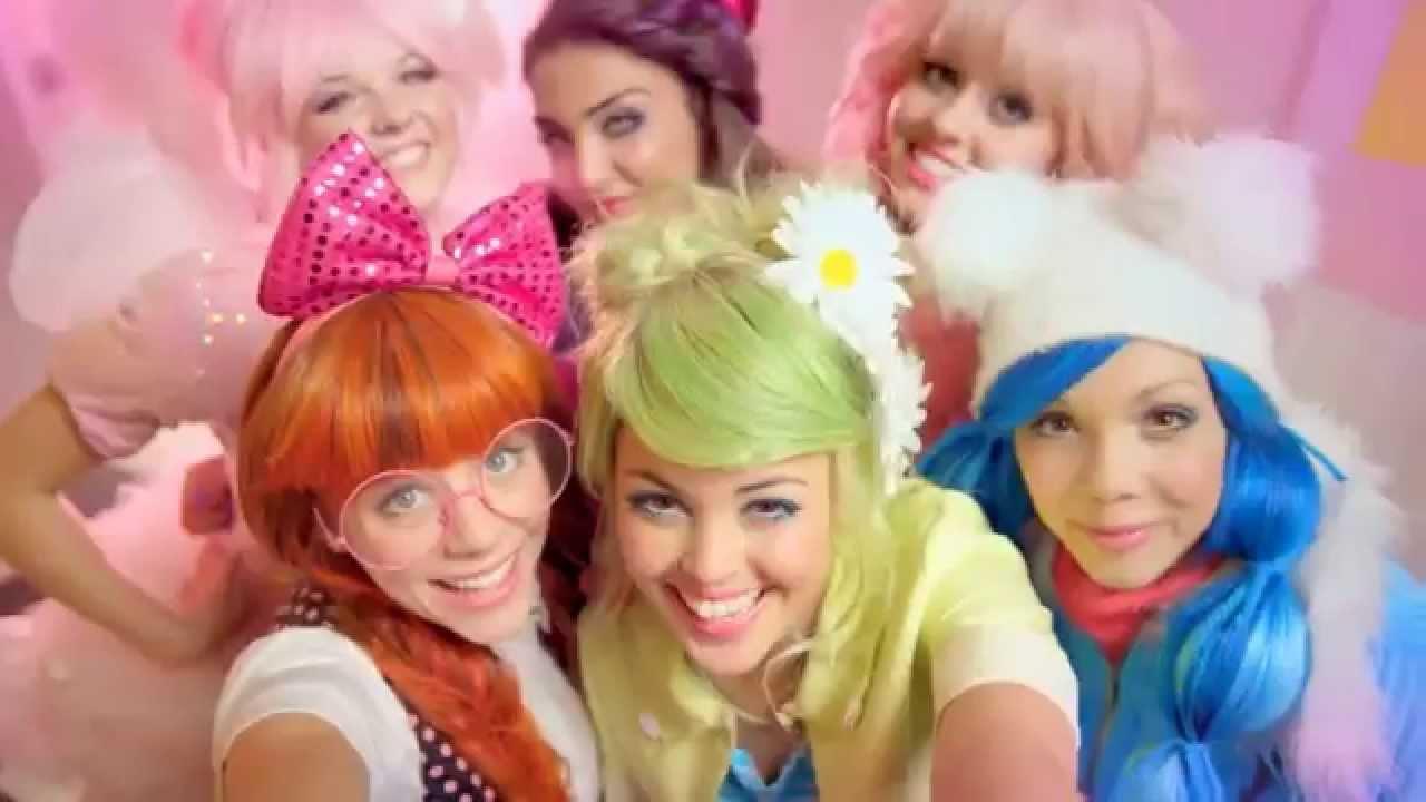 Lalaloopsy Girls Music Video YouTube