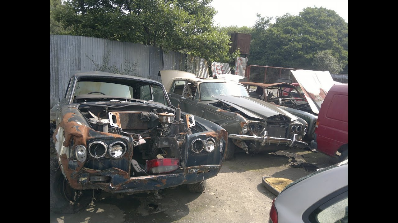 Foreign Car Parts Yard