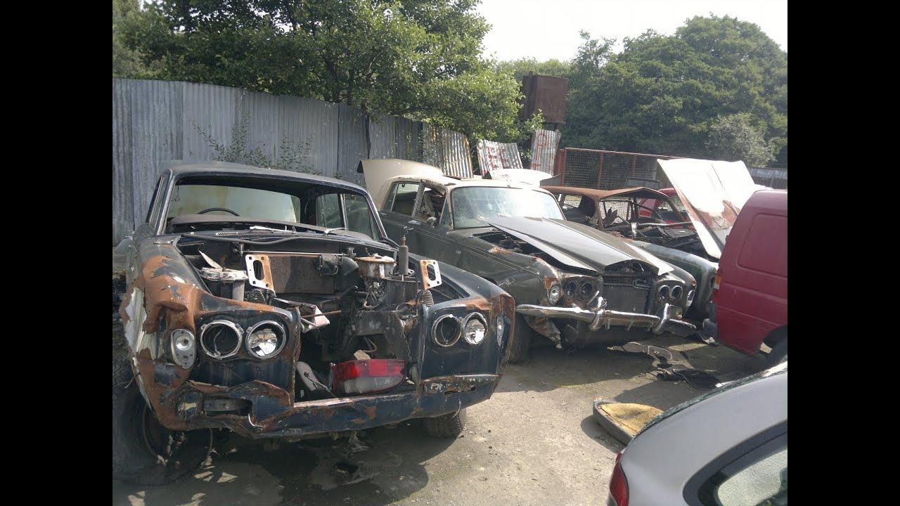 Scrap Mini Cars For Sale