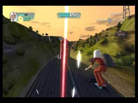 Monsters vs. Aliens Movie Game Walkthrough Part 9 (Wii)