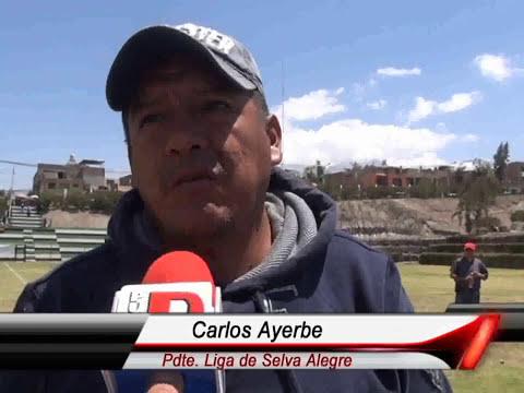 Primera fecha de la Liga Distrital de Selva Alegre - PURO DEPORTE
