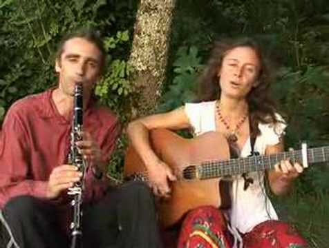 Indian Devotional music with a Clarinet a Guitar and Love
