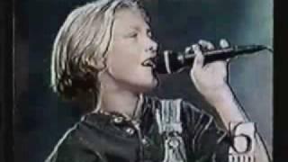 Watch Hanson Lonely Boy video