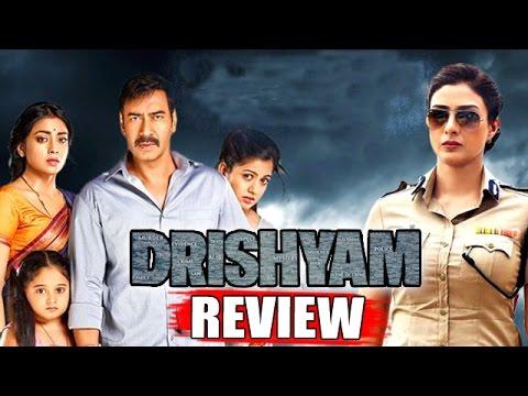 Drishyam Movie Review | Ajay Devgn, Tabu, Shriya Saran Photo Image Pic