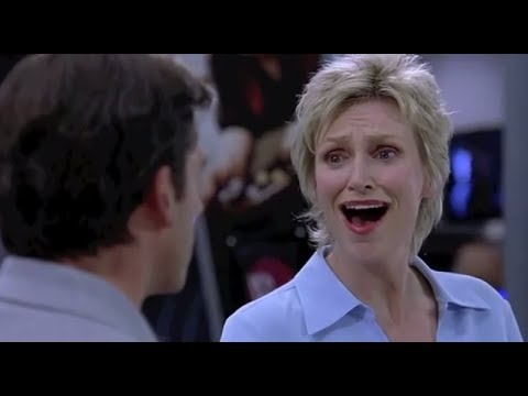 The 40-Year Old Virgin (8/11) Best Movie Quote - Jane Lynch Singing (2005)