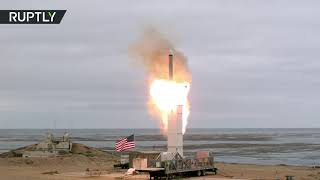 US tests cruise missile BANNED by expired INF treaty