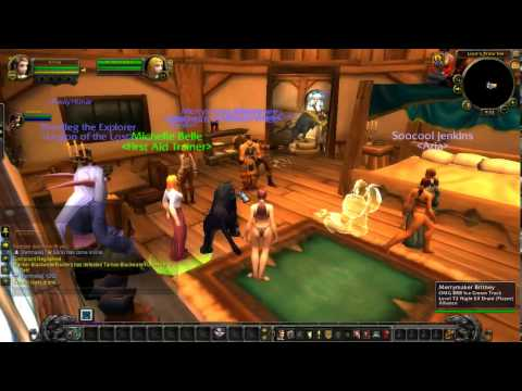 World Of Warcraft: The Whore Diaries (wow Porn) | Trolling video