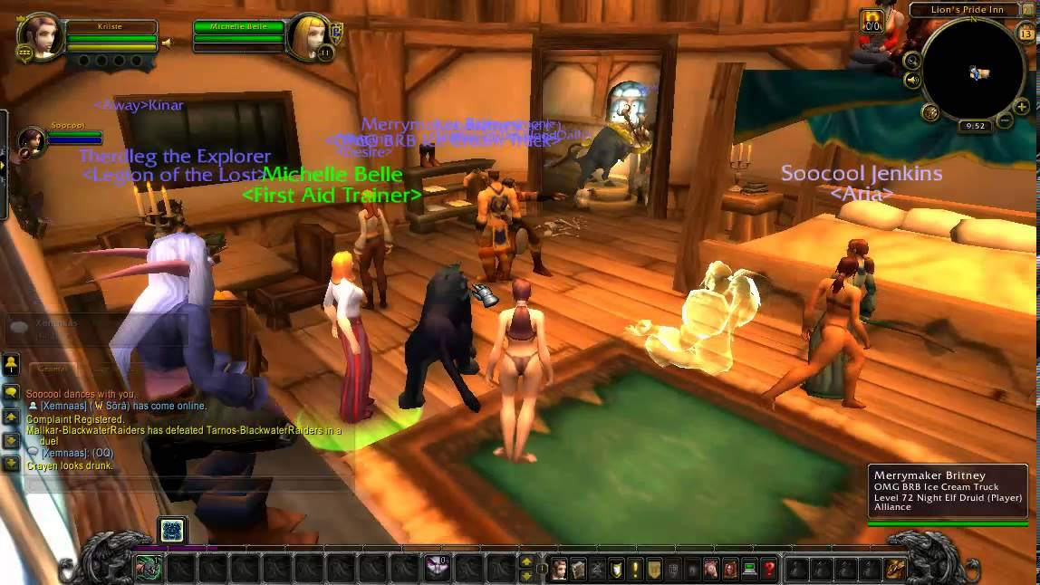 World of Warcraft: The Whore Diaries (WoW Porn) | TROLLING