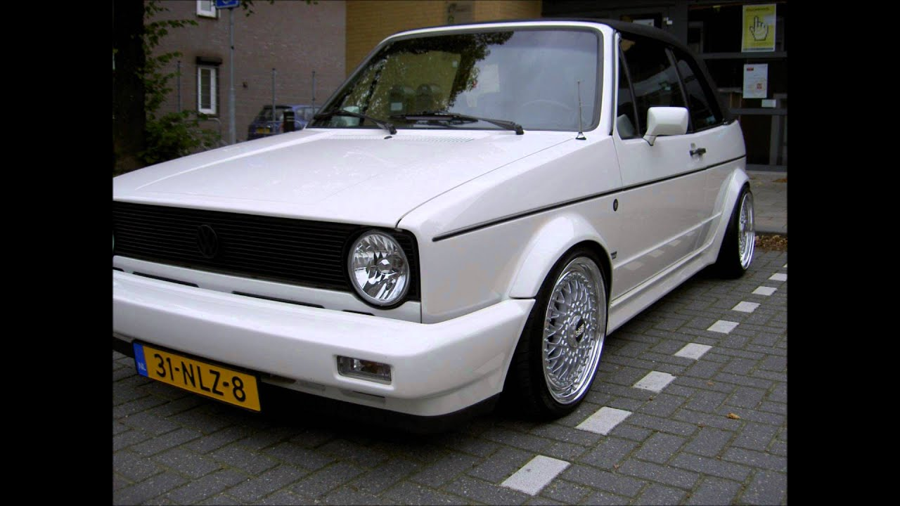 volkswagen golf 1 gti youtube