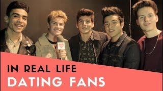 """In Real Life: Dating Fans + New Song """"TATTOO"""""""