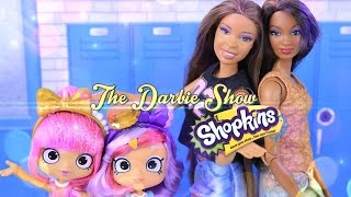 The Darbie Show SHOPKINS: Sophie Chloe and a Portal | What Could Go Wrong !?