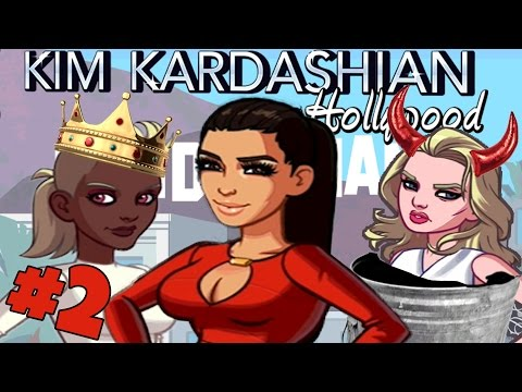 Kim Kardashian: Hollywood - TWITTER DRAMA WTF #2(Let's Play)
