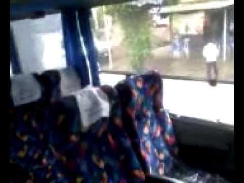 ACCIDENTE Choca camión y nadie nos ayudó!!! (Ovnibuses de México)