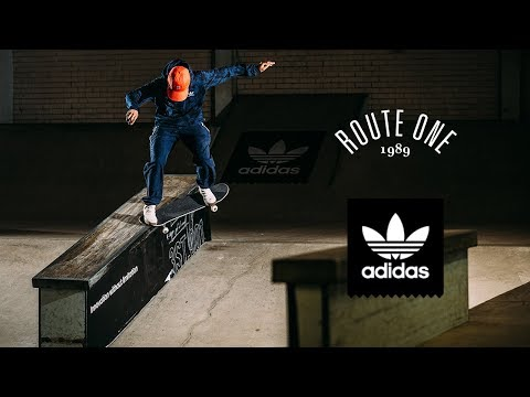 Route One x Adidas 3ST Wear Test