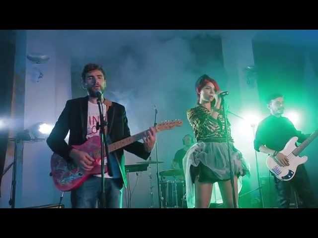 Ligia & Band - Medley 1 (Empire State of mind, Umbrella, Bad Romance)