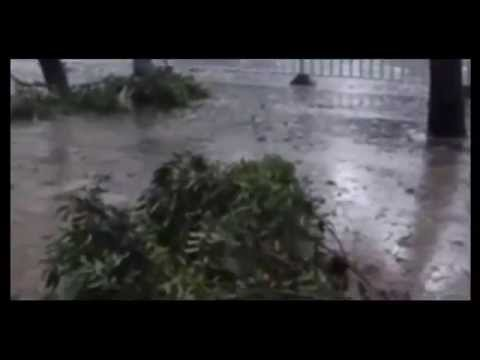 Video news today - Typhoon Soudelor sends people and vehicles flying