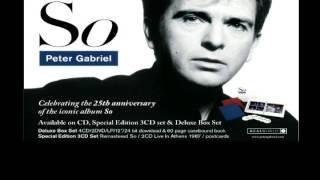 Watch Peter Gabriel That Voice Again video