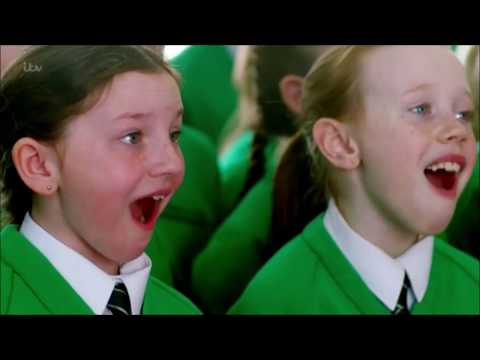 St Patrick's Choir: Irish Kids With AWESOME Performance | Semi-finals | Britain?s Got Talent 2017