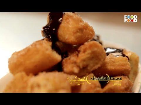 Hi Tea | Churros Recipe | Chef Ajay Chopra With Saloni Photo Image Pic