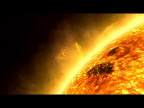 Картины Хаббла 6 - Чёрные дыры. HD