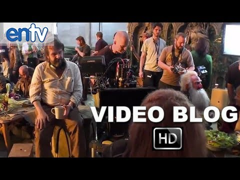 The Hobbit Production Blog 4 [HD]: Peter Jackson Talks 