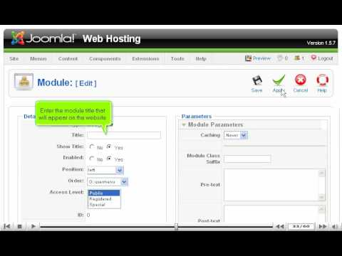 How to redirect users to Login page | SiteGround Joomla Tutorial