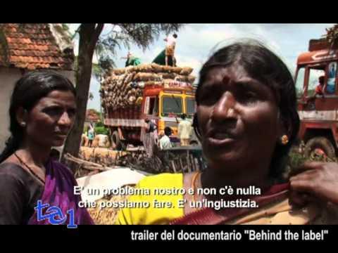 LA DOPPIA FACCIA DEL COTONE INDIANO