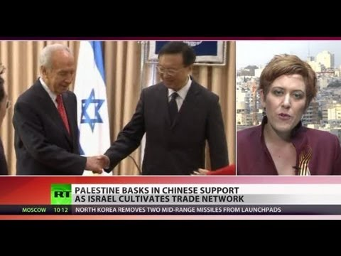 Charm Offensive: Mideast rivals Abbas & Netanyahu vie for China's favor