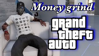 Grand Theft Auto Getting To The Money