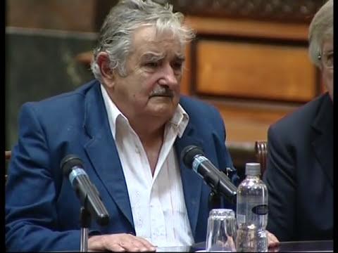 Mujica  en Villa Purificación - Presidencia del Uruguay
