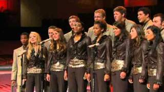 "Prestonwood Baptist Church   Voices of Lee sing ""He Looked Beyond My Fault"""