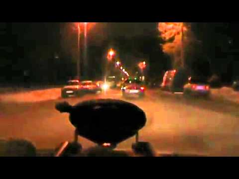 Погоня ДПС за 10-кой в Самаре