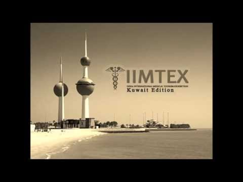IIMTEX - Kuwait Edition 2016 (India International Medical Tourism Exhibition)