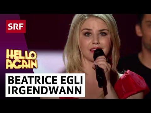 Beatrice Egli mit Irgendwann - Hello Again