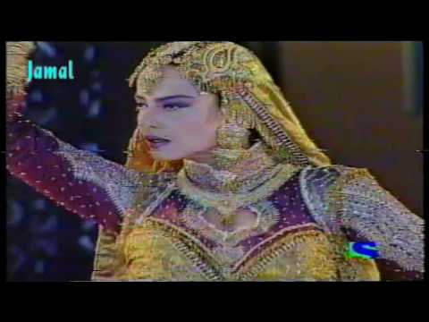 Rekha's Live Performance At The 43rd Filmfare Awards '97 - Part # 1 Video