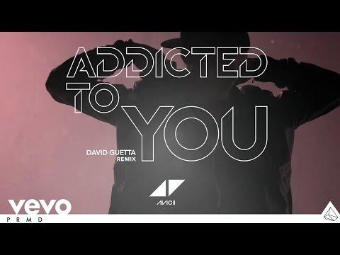 Avicii - Addicted To You (David Guetta Remix) (Audio)