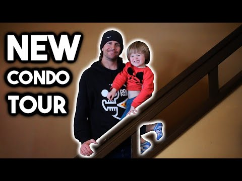 We Moved! Tour Of Our New Home!