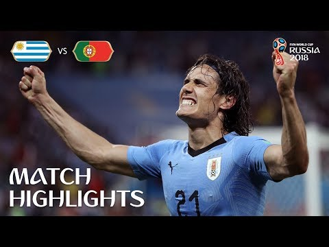 Uruguay v Portugal - 2018 FIFA World Cup Russia™ - Match 49 | sp:st=soccer