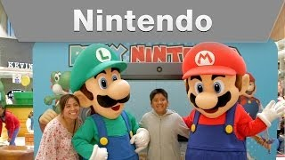 Nintendo - Play Nintendo Tour 2014
