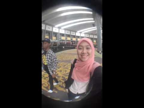 Brunei city in love