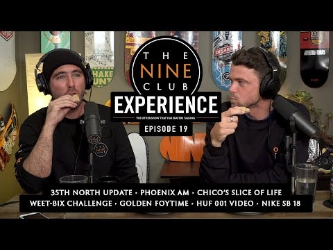 The Nine Club EXPERIENCE | Episode 19 - Daniel Castillo + This week in Skateboarding