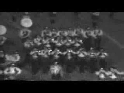 South Cobb High School Blue Eagle Band 1978